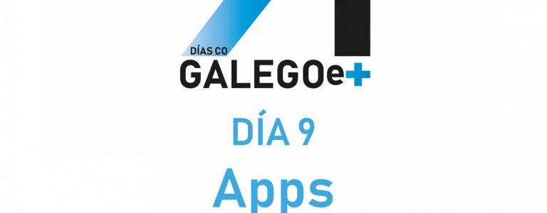 Día 9 – Apps en galego